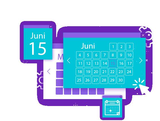 bookt kalender gratis online afsprakensysteem uitproberen